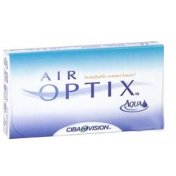 Air Optix Aqua maandlenzen paslens