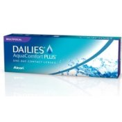 DAILIES AquaComfort Plus Multifocal Medium daglenzen 30-pack